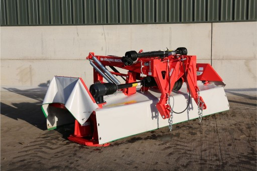 *SHOP-SOILED* Samasz KDF 301 Front Mower