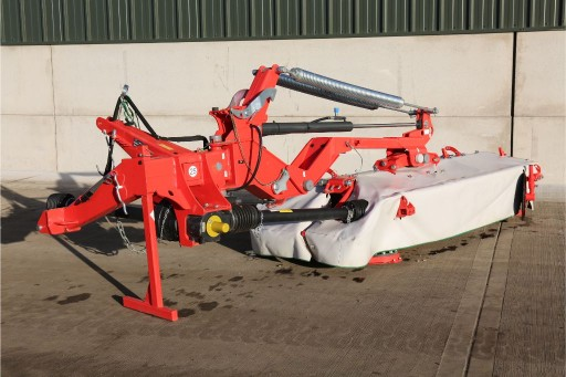 *SHOP-SOILED* Samasz KDTC 301 Rear Mower