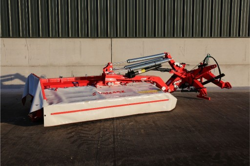 *SHOP-SOILED* Samasz KDTC 301S Rear Mower