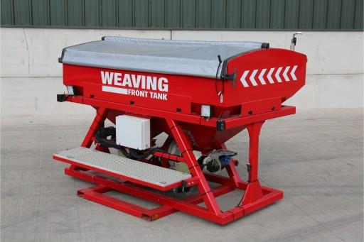 Weaving Front Hopper