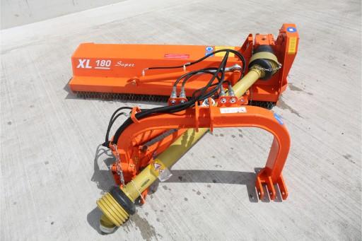 Agrimaster XL180 Verge Mower