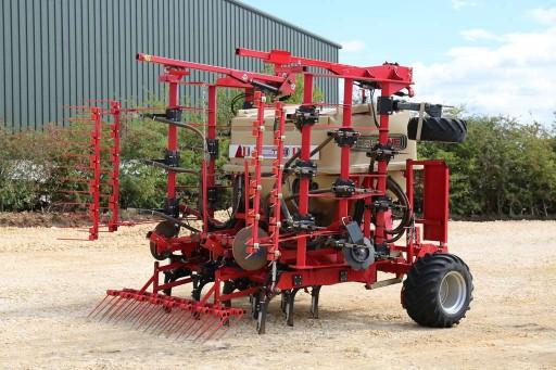 Weaving Sabre Tine Drill (4.8m)