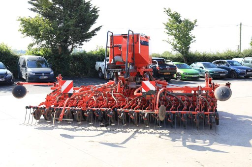 Kuhn Folding Combi Drill (5m)