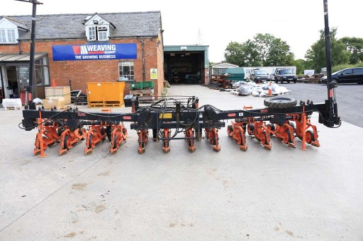 Stanhay 12 Row Precision Drill