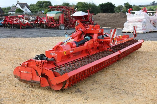 Kuhn HR6004 Folding Power Harrow