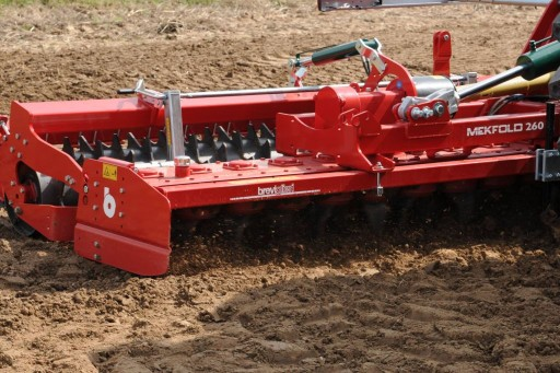 Brevi Power Harrow