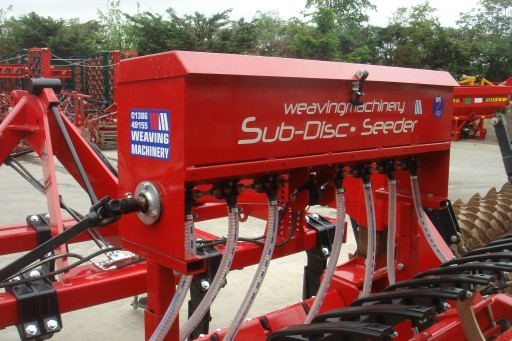Oil Seed Rape Seeder