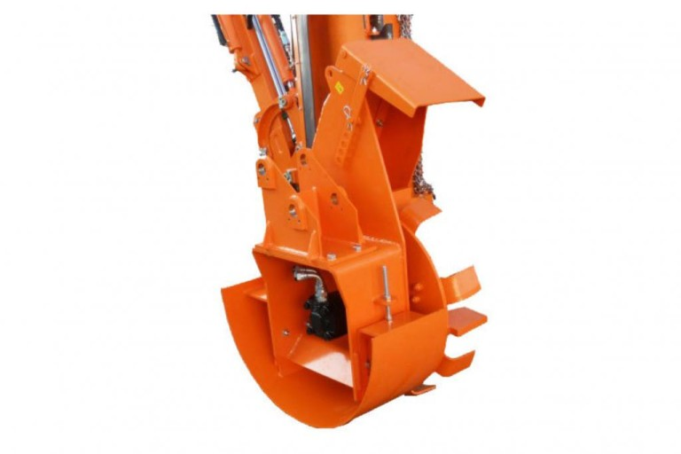 Rotary Ditch Cleaner