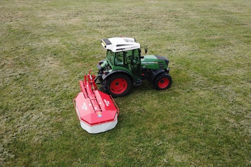 2 Drum Mower
