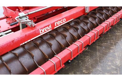 Brevi Mekfold 6M Folding Power Harrow