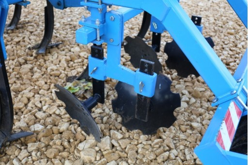 *NEW* Weaving Top Cultivator (4m)